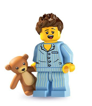 Sleepyhead - Series 6 LEGO Minifigure (2012)