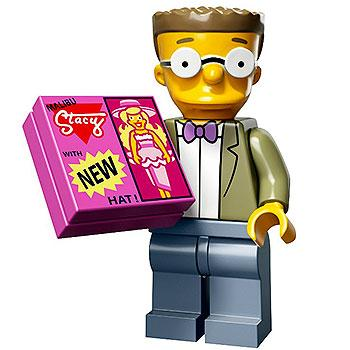 Smithers - Series 2 The Simpsons Minifigure (2015)