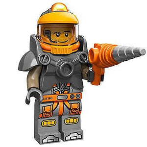 Space Miner - Series 12 LEGO Minifigure (2014)