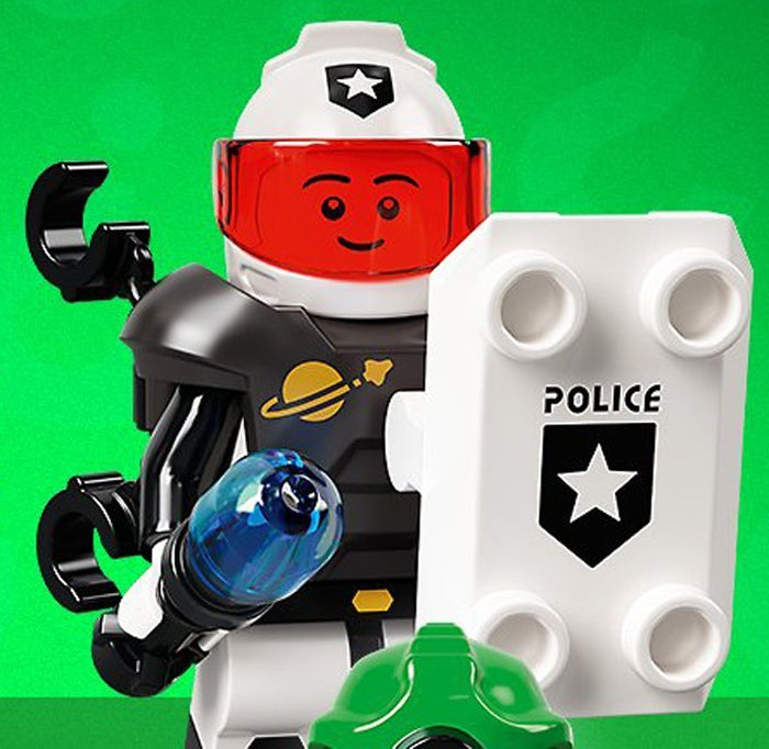 Space Police - Series 21 LEGO Minifigure (2021)