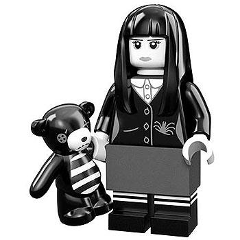 Spooky Girl - Series 12 LEGO Minifigure (2014)