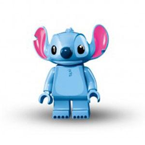 Stitch - Series 1 Disney LEGO Minifigure (2016)