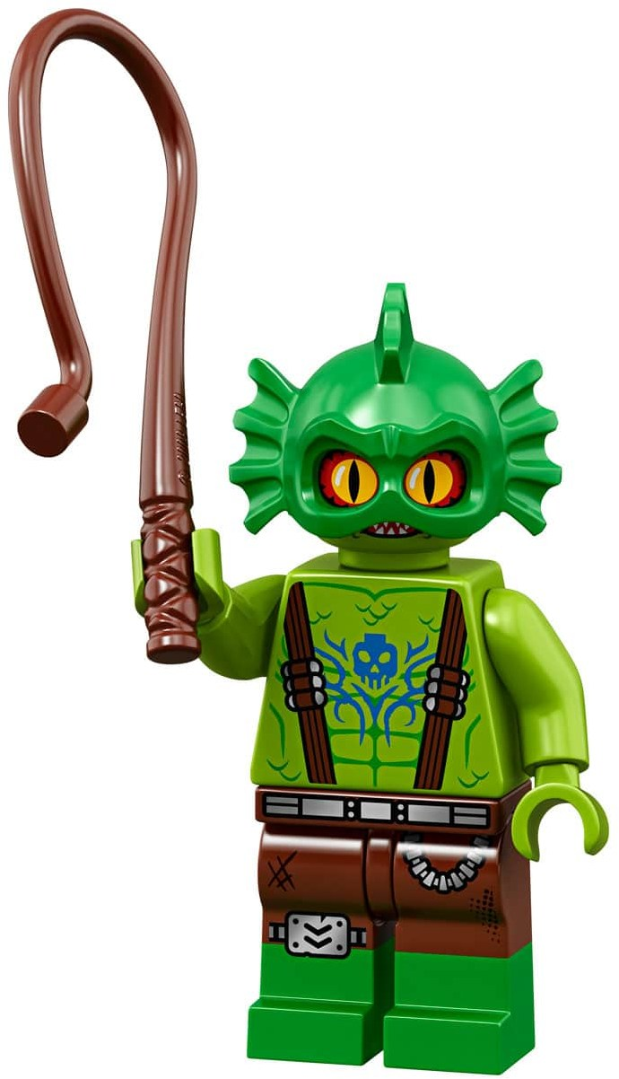 Swamp Creature - The LEGO Movie 2 Minifigure (2019)