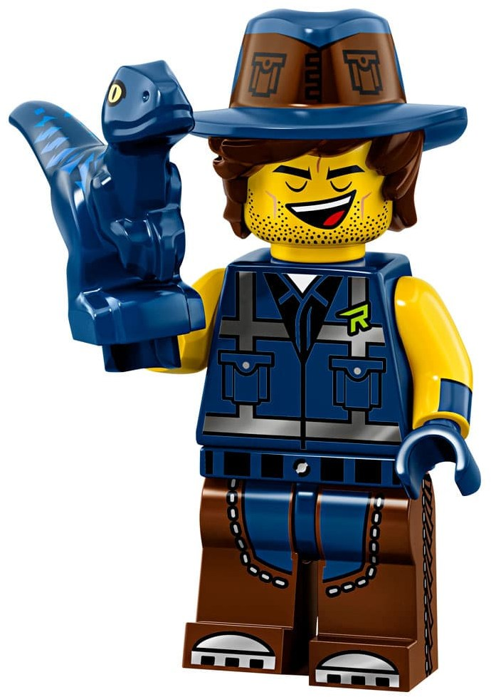 Vest Friend Rex - The LEGO Movie 2 Minifigure (2019)