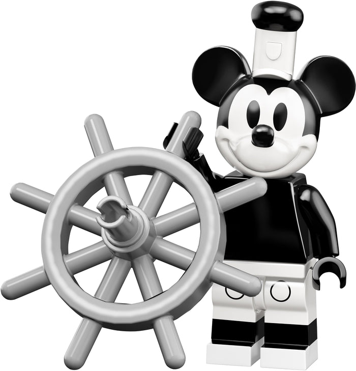 Mickey Mouse (Vintage) - Series 2 Disney LEGO Minifigure (2019)
