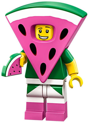 Watermelon Dude - The LEGO Movie 2 Minifigure (2019)