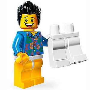Where Are My Pants Guy - Series 1 The LEGO Movie Minifigure (2014)