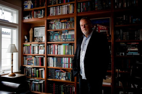 Michael Connelly, creator of Harry Bosch