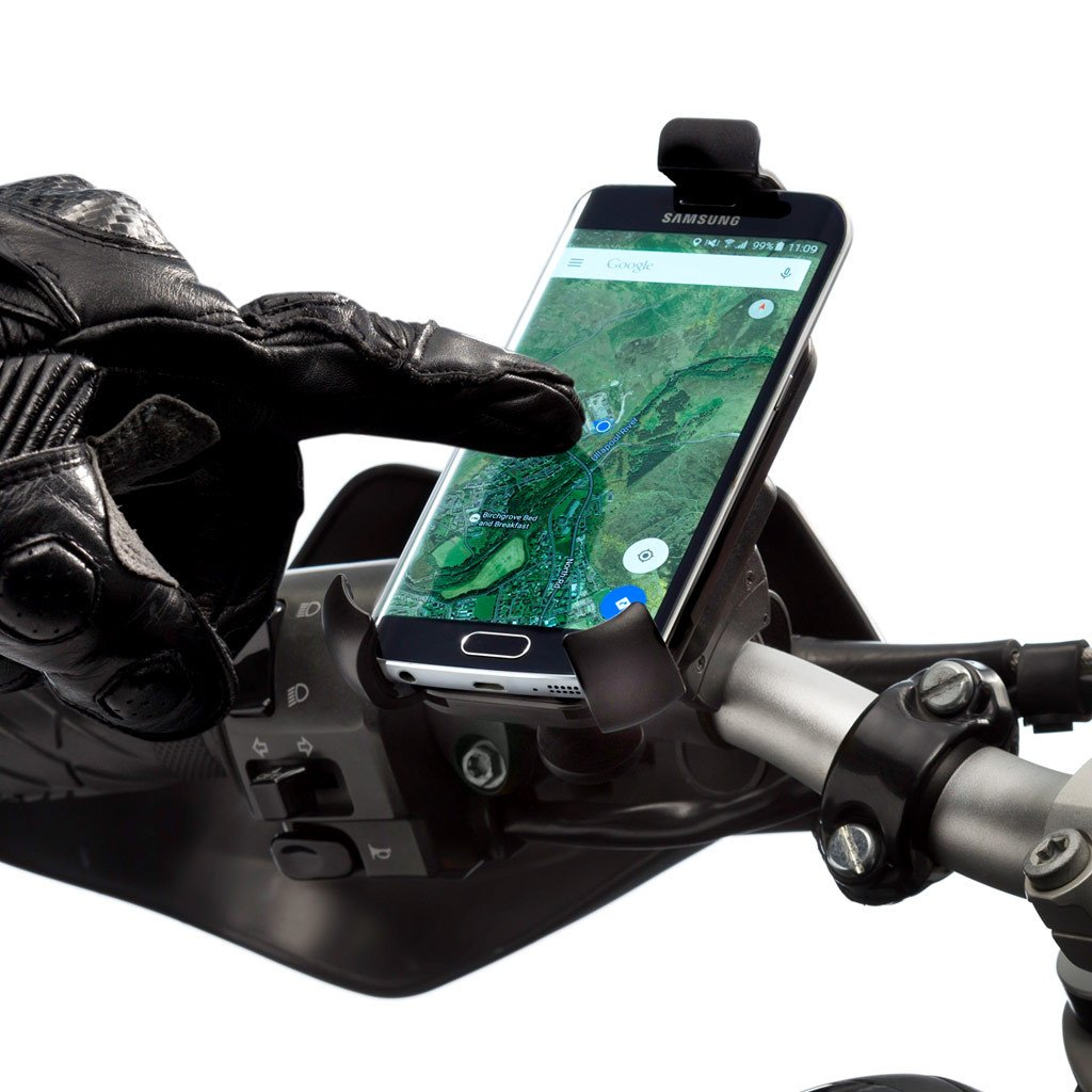 Motorrad One Holder Lenkerhalterung Kit für Apple iPhones