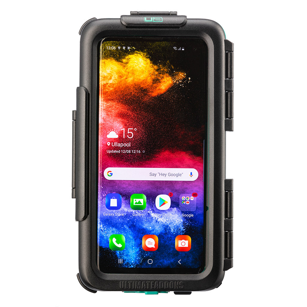 Tough Waterproof Mount Case for Samsung Galaxy S10 / S10+ - Ultimateaddons