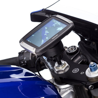 Motorcycle Fork StemMount Kit for TomTom Rider 400 / 40 v5 - Ultimateaddons