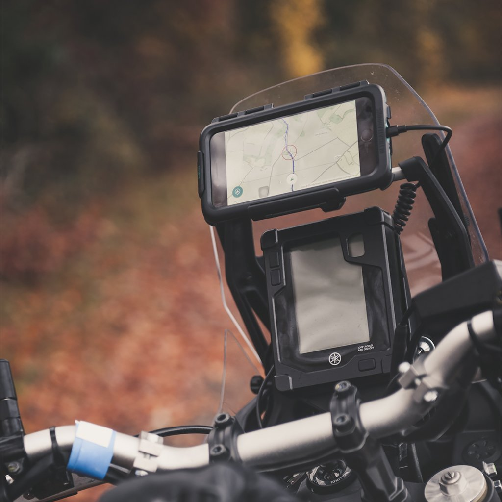 Adventure Motorcycle Accessory Bar Mounting Kit Tough Waterproof Case iPhone XS Max - Ultimateaddons
