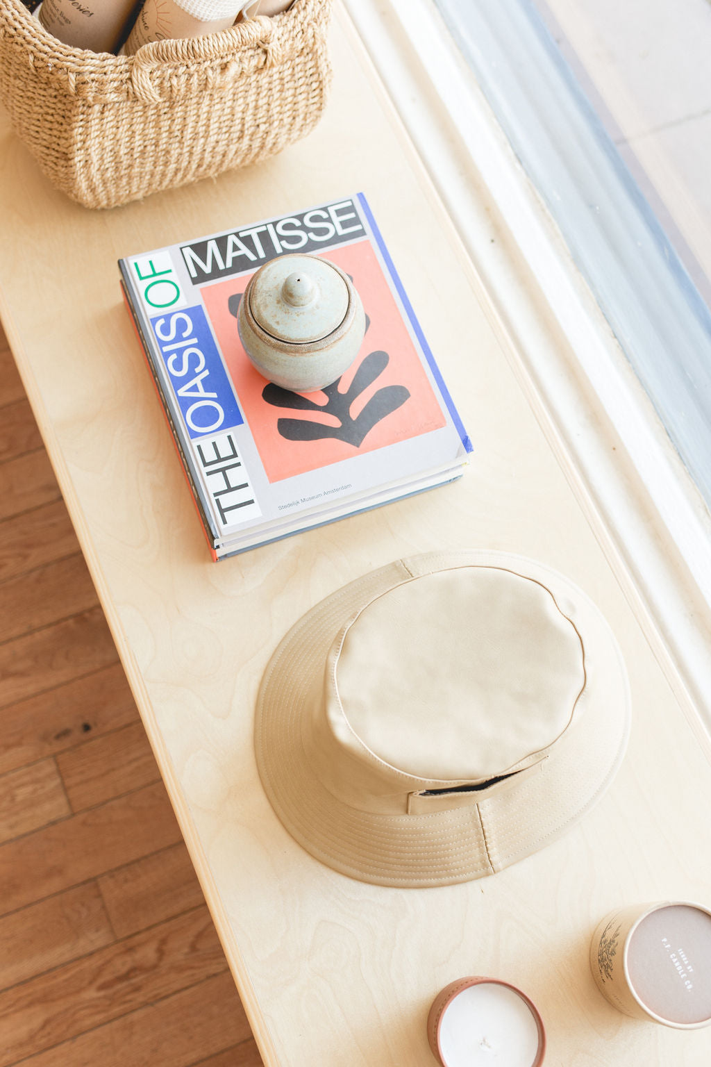 The Oasis of Matisse Book
