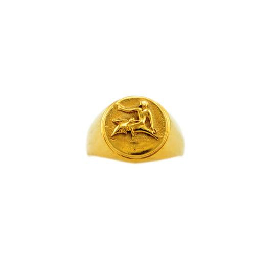 Zaza Culture - Dolfin Ring