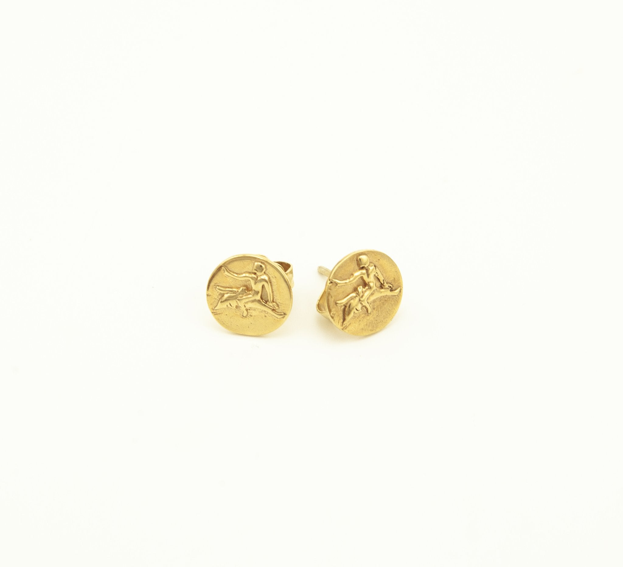 Zaza Culture - Dolfin Earring