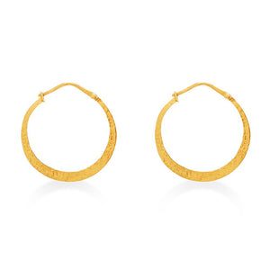Zaza Culture - Small Hoop Earring