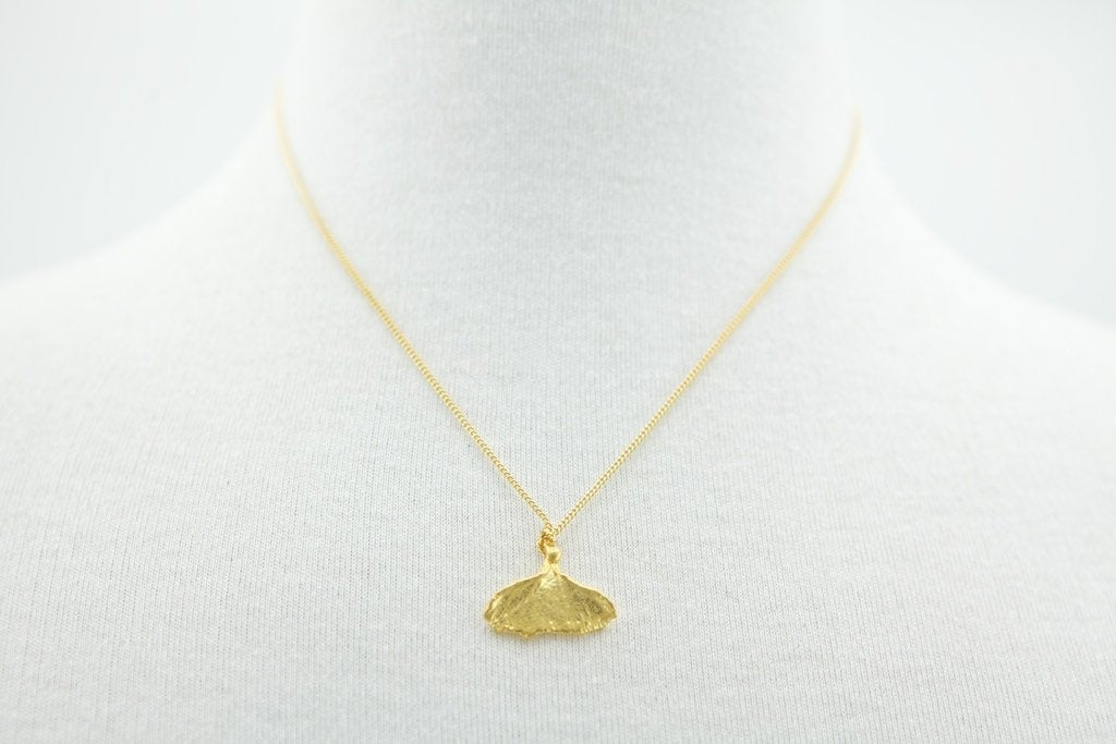 Zaza Culture - Whale Tale Necklace