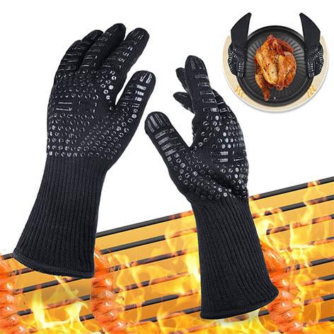 Baking tools Silicone Gloves Set Of Two Gloves