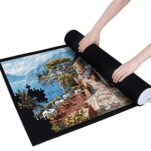 Puzzle Roll Mat