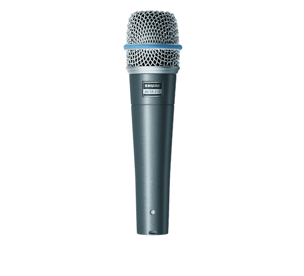 Beta 57 Instrument Microphone