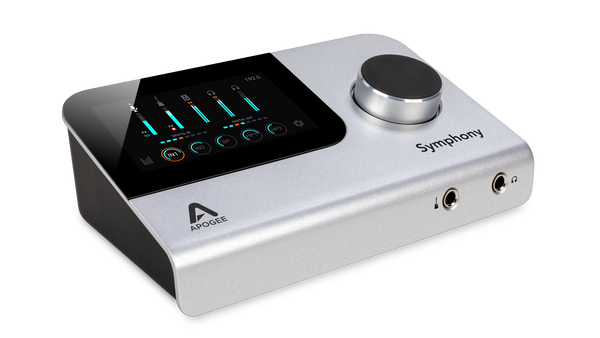 Apogee Symphony Desktop FX Complete 10x14 USB-C Interface & Plug-in Bundle