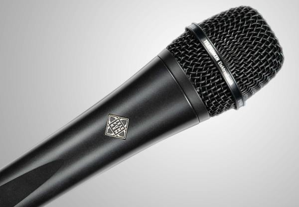 M80 BLACKDynamic Series Cardioid Handheld Mic (Black)