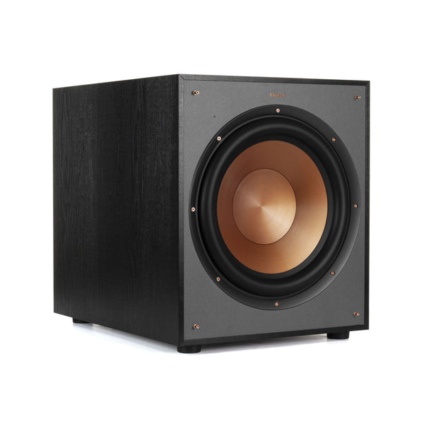 "SALE - KLIPSCH R-120SW 12"" Front-Firing Spun-Copper IMG Woofer POWERED SUBWOOFER"