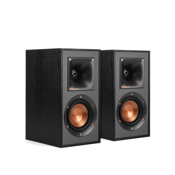 "KLIPSCH  R-41M bookshelf speakers 4"" Spun-Copper IMG Woofers w/ 1"" Aluminum LTS tweeter"