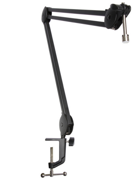 MBS7500 Professional Studio Mic Boom Arm Podcast Production Desk Mount