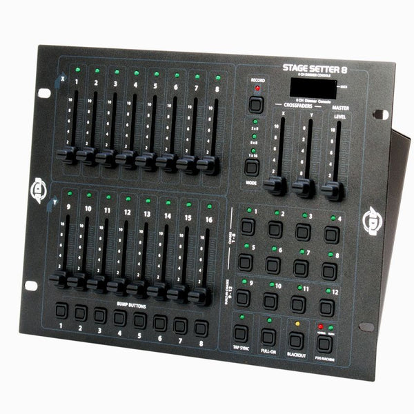 American DJ Stage Setter 8 DMX Console