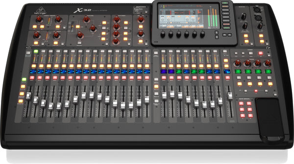 Behringer X32 40-Input Digital Mixing Console