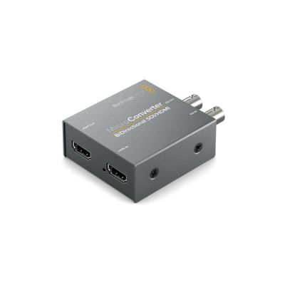 Blackmagic Design Micro Converter - BiDirectional SDI/HDMI ***NO POWER SUPPLY***