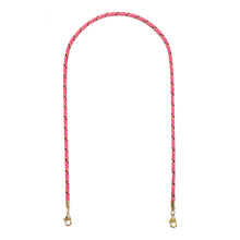 Load image into Gallery viewer, Neon Pink Cord Mask Chain