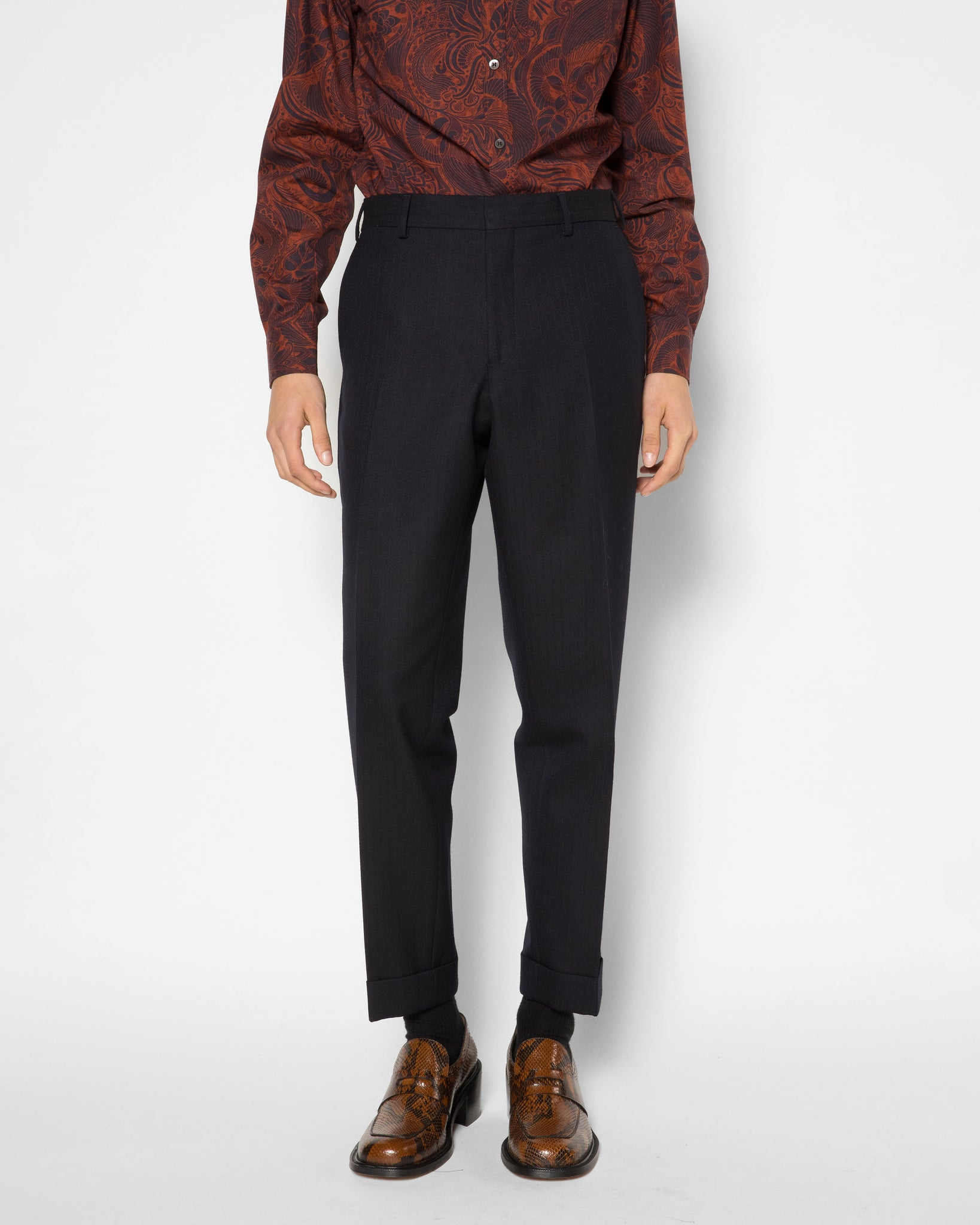 PHILIP tapered trouser