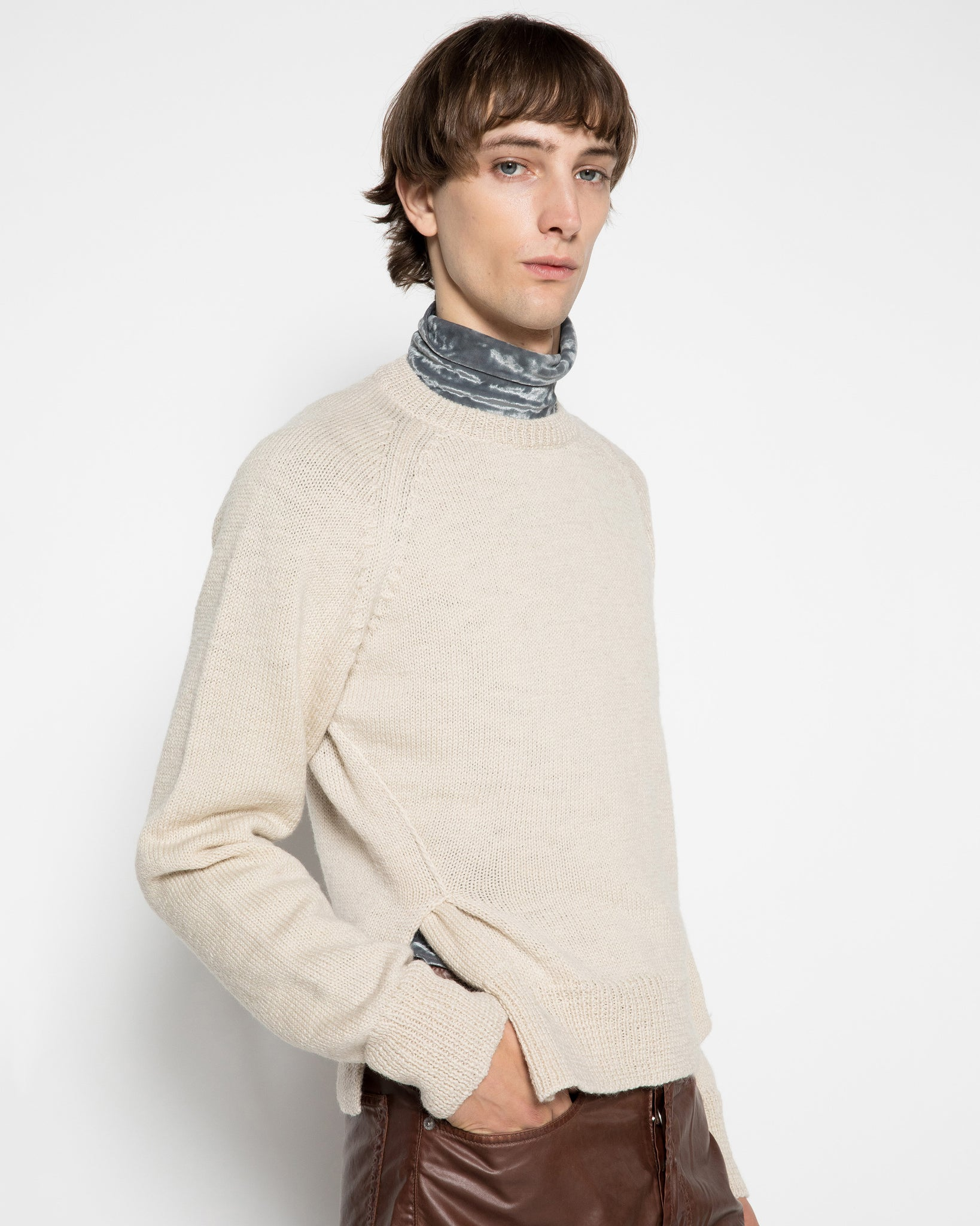 MASAI asymmetrical sweater