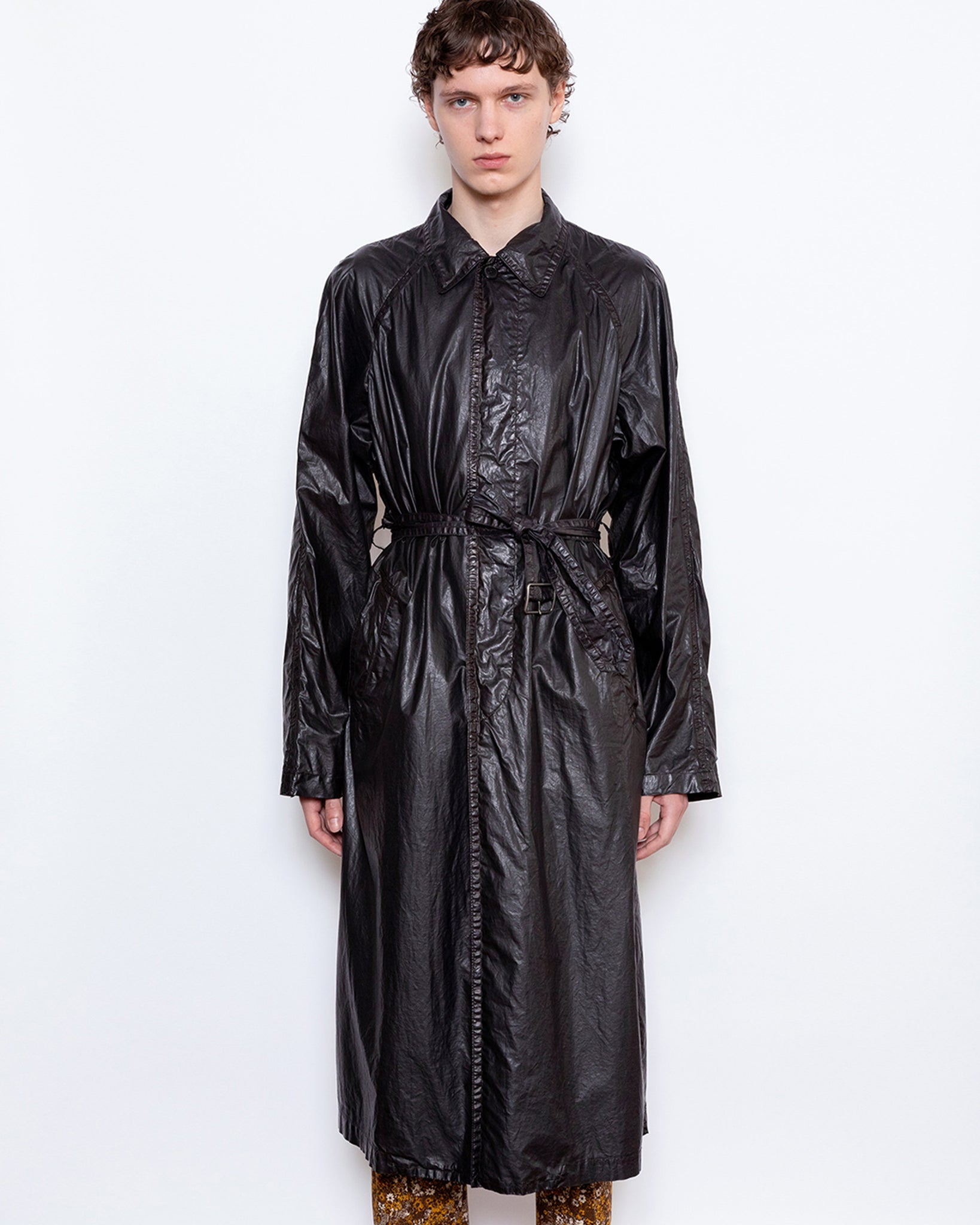 READER trench coat