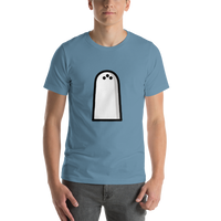 Emoji T-Shirt Store | Salt emoji t-shirt in Blue