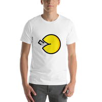 Emoji T-Shirt Store | Fortune Cookie emoji t-shirt in White