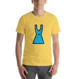 Emoji T-Shirt Store | Dress emoji t-shirt in Yellow