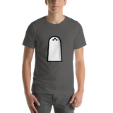 Emoji T-Shirt Store | Salt emoji t-shirt in Dark gray