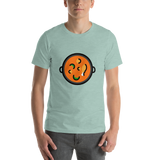 Emoji T-Shirt Store | Shallow Pan Of Food emoji t-shirt in Green