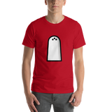 Emoji T-Shirt Store | Salt emoji t-shirt in Red