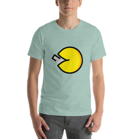 Emoji T-Shirt Store | Fortune Cookie emoji t-shirt in Green