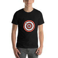 Emoji T-Shirt Store | Direct Hit emoji t-shirt in Black