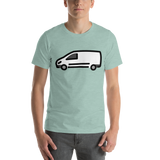 Emoji T-Shirt Store | Delivery Truck emoji t-shirt in Green