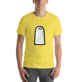 Emoji T-Shirt Store | Salt emoji t-shirt in Yellow