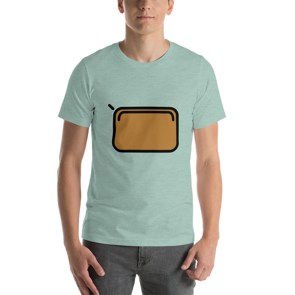 Emoji T-Shirt Store | Clutch Bag emoji t-shirt in Green