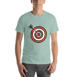 Emoji T-Shirt Store | Direct Hit emoji t-shirt in Green