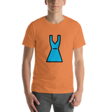 Emoji T-Shirt Store | Dress emoji t-shirt in Orange