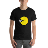 Emoji T-Shirt Store | Fortune Cookie emoji t-shirt in Black